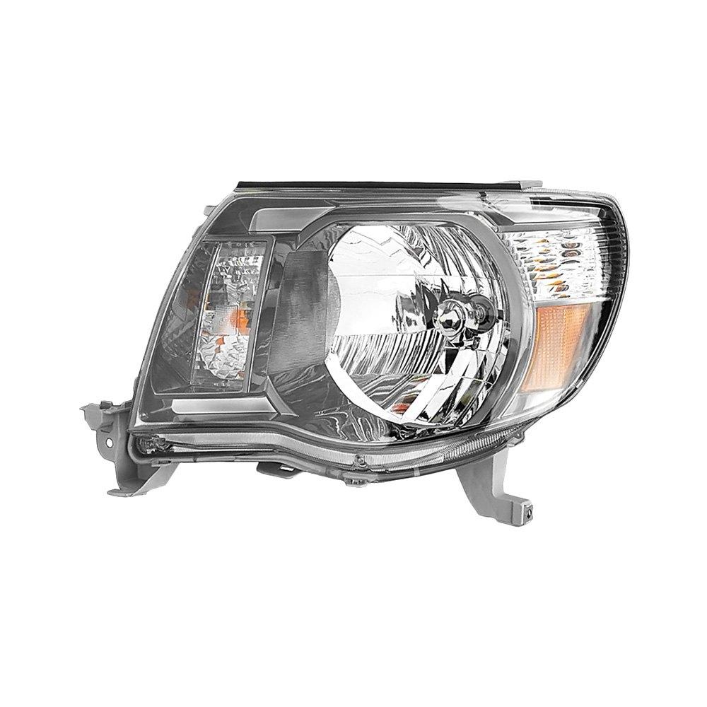 Fits Toyota Tacoma 2009-2011 Headlamp; Headlight Assembly