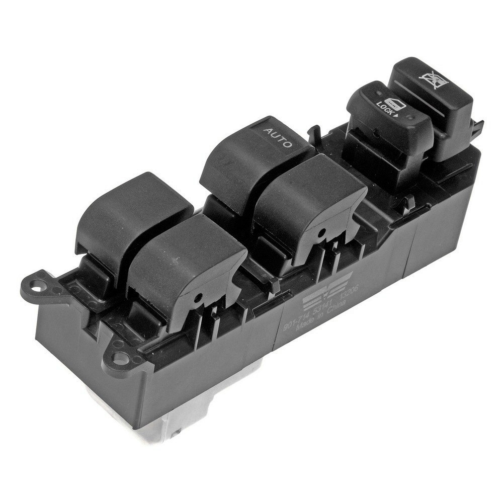 Power Window Switch For 2012-2015 Toyota Tacoma; Door