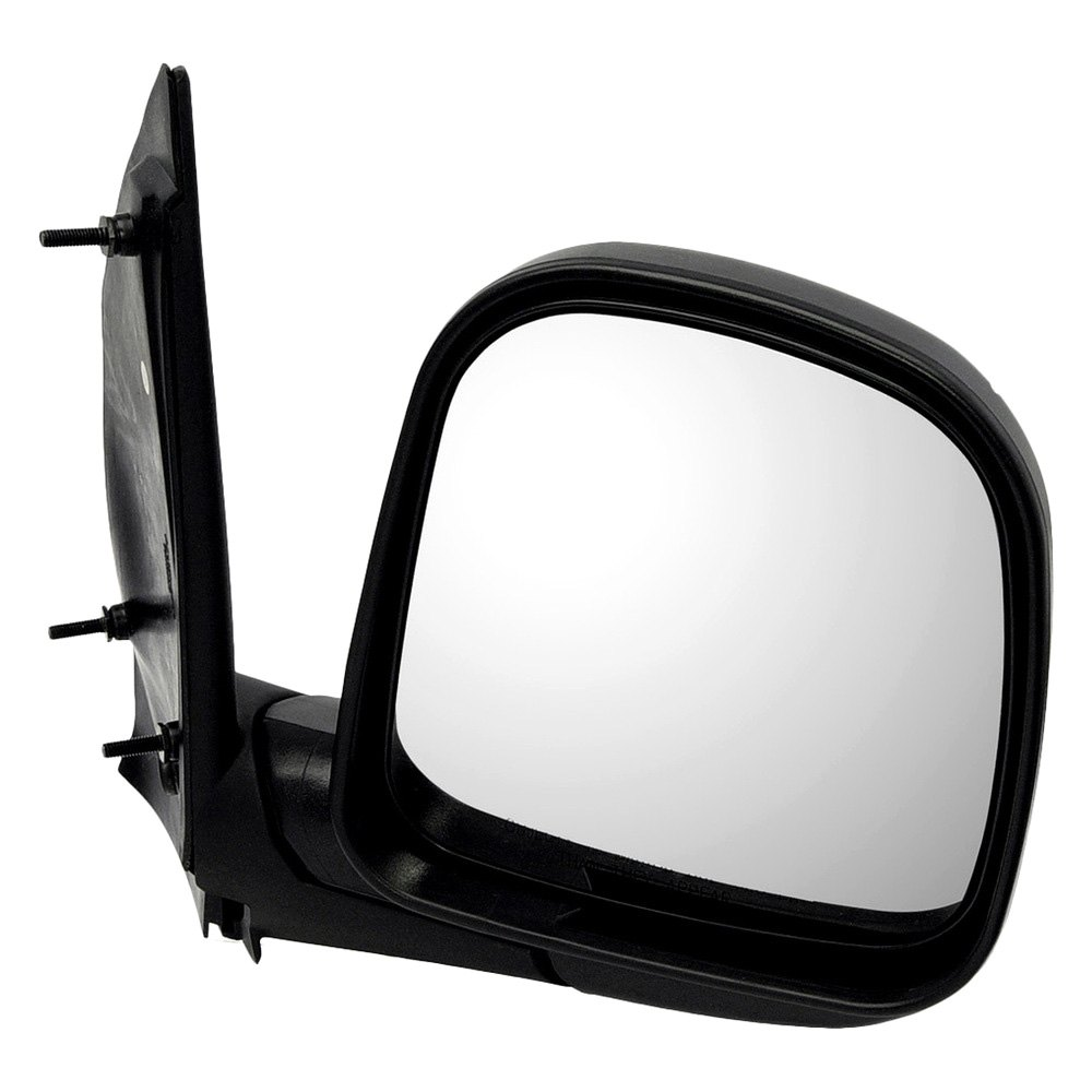 Mirror Compatible with 1996-2002 Chevrolet Express 1500//Express 2500//Express 3500 Power Manual Folding Heated Paintable Passenger Side