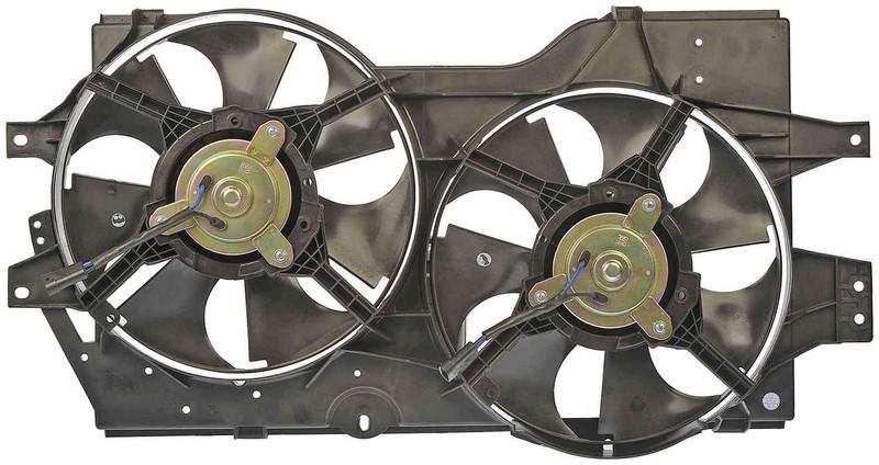 Dorman 620003 Engine Cooling Fan Assembly Fits 1997-1999 Dodge Caravan