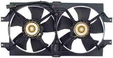 Dorman 620005 Engine Cooling Fan Assembly Fits 1998-2001 Dodge Intrepid