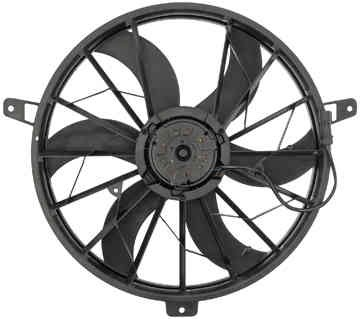 Dorman 620010 Engine Cooling Fan Assembly Fits 1999-2003 Jeep Grand Cherokee