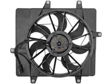 Dorman 620022 Engine Cooling Fan Assembly Fits 2001-2004 Chrysler PT Cruiser