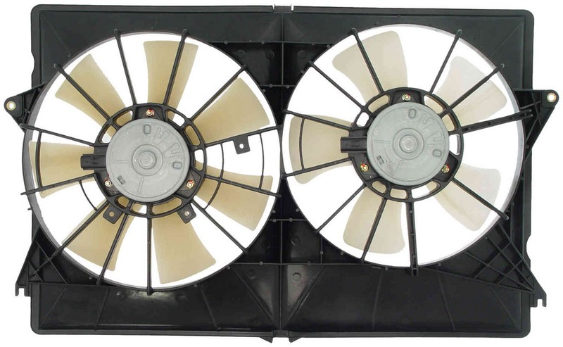 Dorman 620031 Engine Cooling Fan Assembly Fits 2004-2006 Chrysler Pacifica