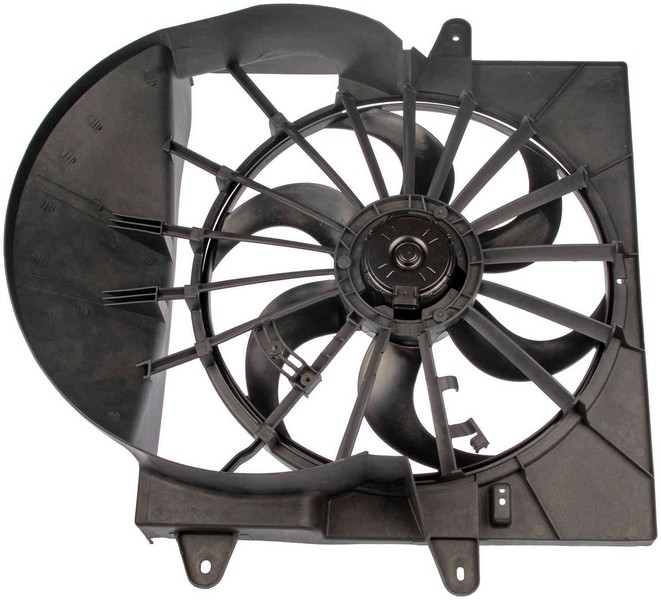 Dorman 620051 Engine Cooling Fan Assembly Fits 2005-2008 Jeep Grand Cherokee