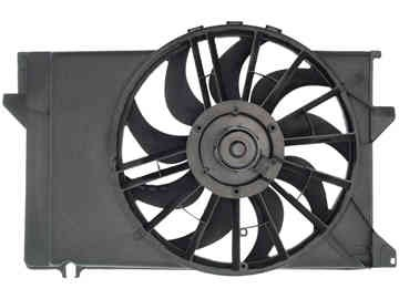 Dorman 620100 Engine Cooling Fan Assembly Fits 1992-1994 Ford Tempo