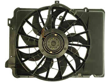 Dorman 620101 Engine Cooling Fan Assembly Fits 1990-1995 Ford Taurus