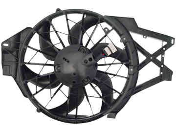 Dorman 620109 Engine Cooling Fan Assembly Fits 1997-1998 Ford Mustang
