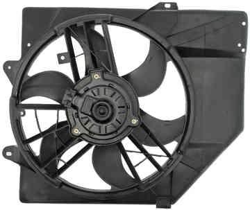 Dorman 620114 Engine Cooling Fan Assembly Fits 1993-1996 Ford Escort