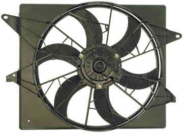 Dorman 620118 Engine Cooling Fan Assembly Fits 1994-1995 Ford Thunderbird