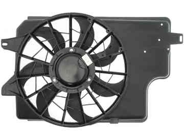 Dorman 620128 Engine Cooling Fan Assembly Fits 1994-1996 Ford Mustang