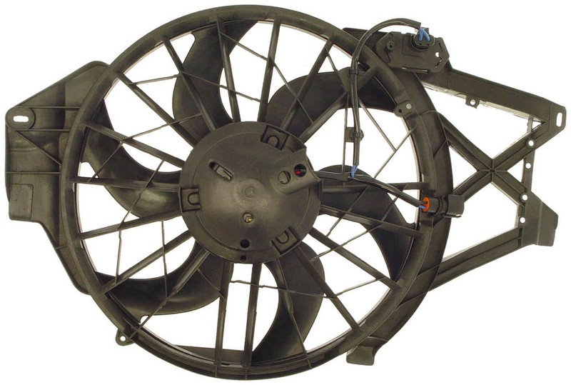 Dorman 620139 Engine Cooling Fan Assembly Fits 2001-2004 Ford Mustang