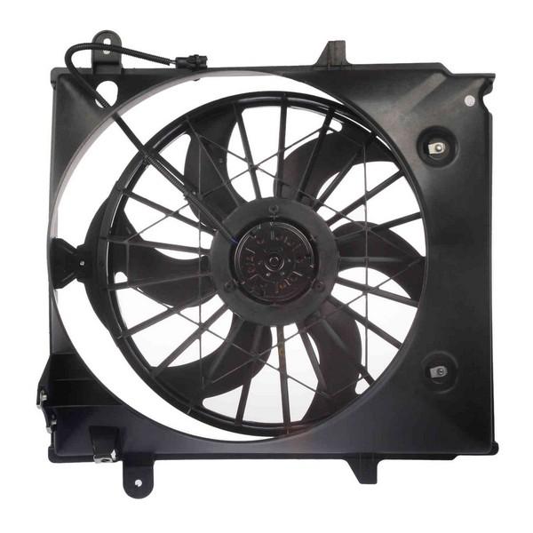 Dorman 620162 Engine Cooling Fan Assembly Fits 2001-2011 Ford Ranger