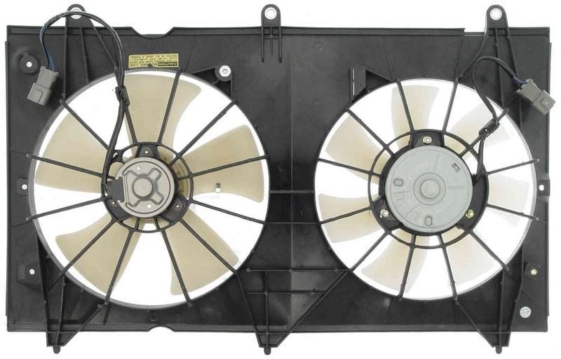 Dorman 620225 Engine Cooling Fan Assembly Fits 2003-2007 Honda Accord