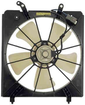 Dorman 620226 Engine Cooling Fan Assembly Fits 1998-2002 Honda Accord