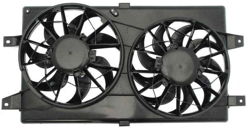 Dorman 620350 Engine Cooling Fan Assembly Fits 2001-2005 Chrysler Sebring