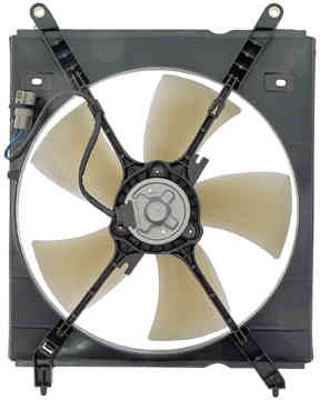 Dorman 620522 Engine Cooling Fan Assembly Fits 1999-2001 Toyota Camry