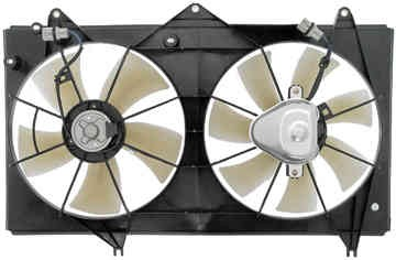 Dorman 620531 Engine Cooling Fan Assembly Fits 2002-2006 Toyota Camry