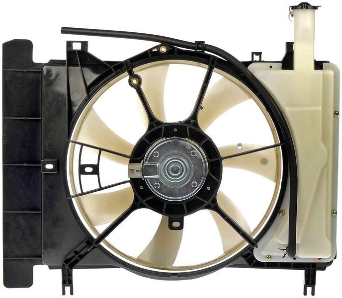 Dorman 620549 Engine Cooling Fan Assembly Fits 2011-2012 Toyota Yaris