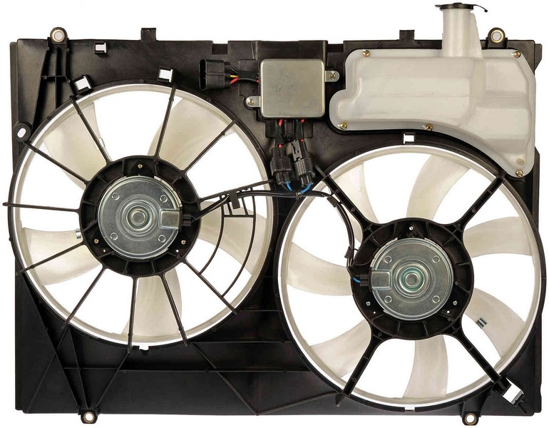 Dorman 620574 Engine Cooling Fan Assembly Fits 2007-2009 Toyota Sienna