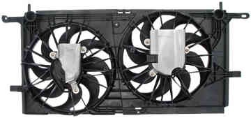 Dorman 620611 Engine Cooling Fan Assembly Fits 2001-2001 Chevrolet Venture