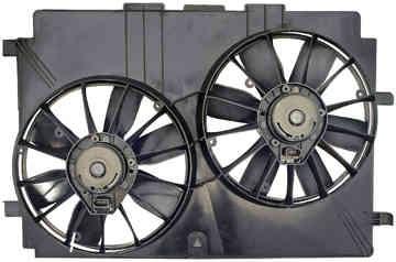 Dorman 620634 Engine Cooling Fan Assembly Fits 1998-2002 Chevrolet Camaro