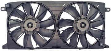 Dorman 620645 Engine Cooling Fan Assembly Fits 2001-2002 Oldsmobile Aurora