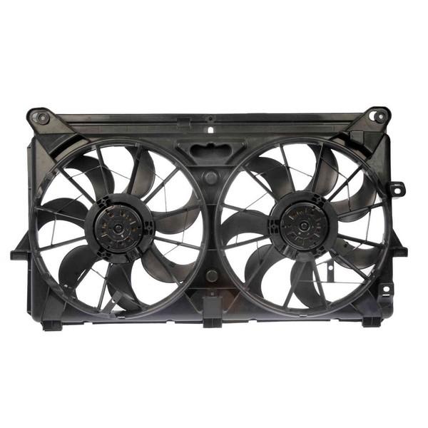 Dorman 620653 Engine Cooling Fan Assembly Fits 2007-2008 GMC Yukon XL 1500