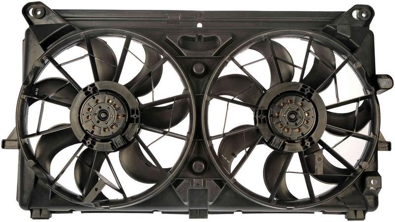 Dorman 620654 Engine Cooling Fan Assembly Fits 2007-2008 GMC Yukon XL 1500