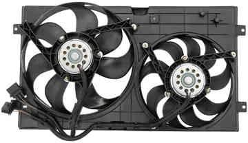 Dorman 620773 Engine Cooling Fan Assembly Fits 2006-2006 Volkswagen Beetle