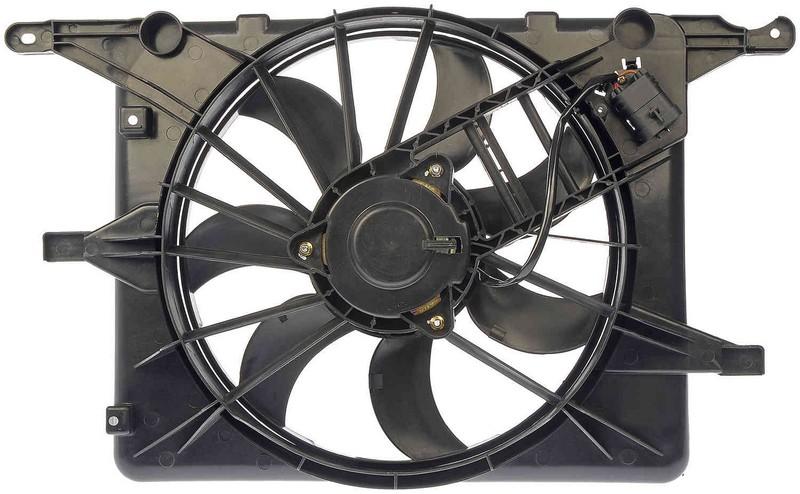 Dorman 620953 Engine Cooling Fan Assembly Fits 2006-2009 Pontiac Solstice