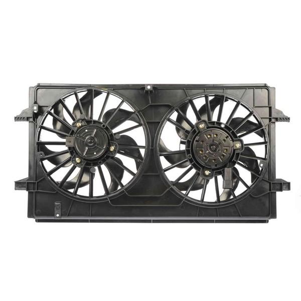 Dorman 620969 Engine Cooling Fan Assembly Fits 2006-2010 Chevrolet Malibu