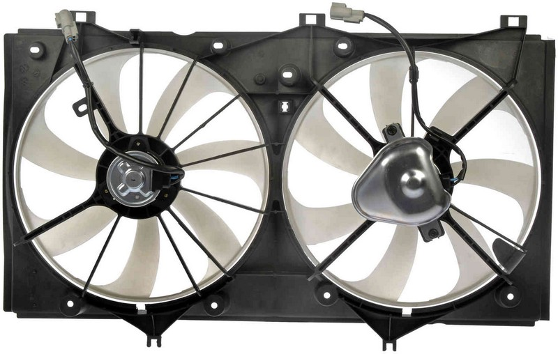 Dorman 621014 Engine Cooling Fan Assembly Fits 2007-2009 Toyota Camry