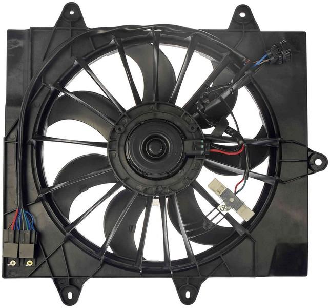 Dorman 621027 Engine Cooling Fan Assembly Fits 2006-2007 Chrysler PT Cruiser