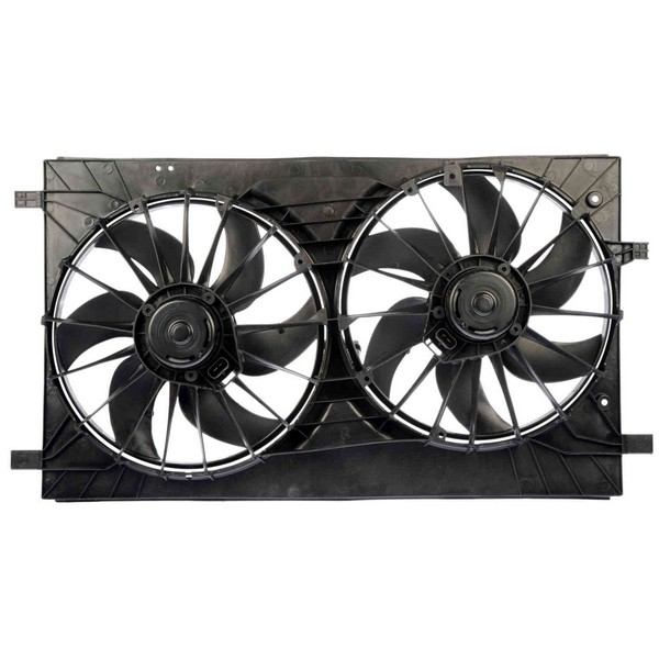 Dorman 621029 Engine Cooling Fan Assembly Fits 2007-2009 Jeep Compass