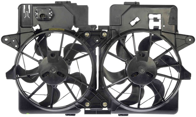 Dorman 621037 Engine Cooling Fan Assembly Fits 2005-2005 Ford Escape