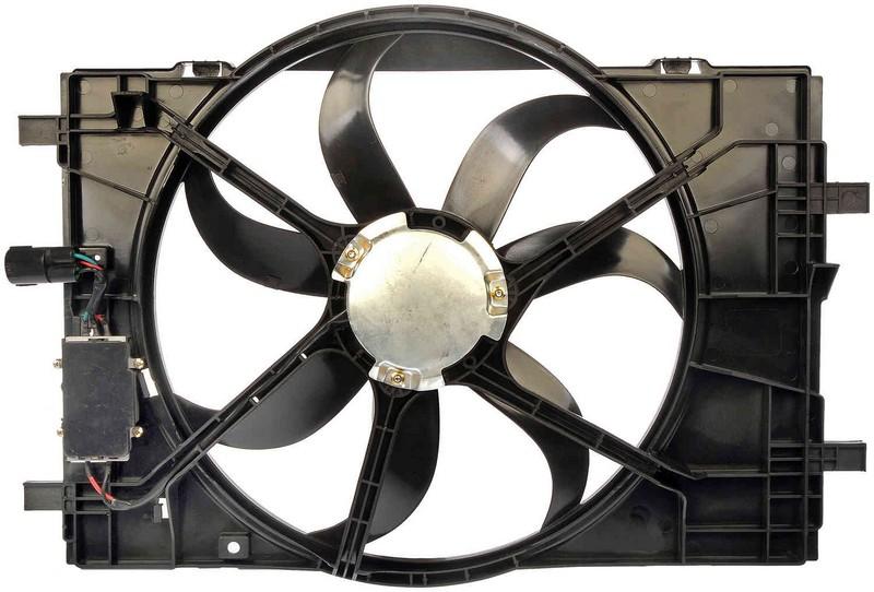 Dorman 621041 Engine Cooling Fan Assembly Fits 2006-2006 Lincoln Zephyr