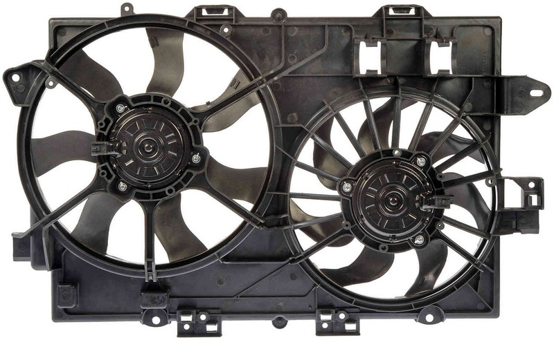 Dorman 621052 Engine Cooling Fan Assembly Fits 2006-2007 Chevrolet Equinox