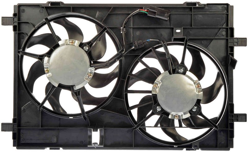 Dorman 621091 Engine Cooling Fan Assembly Fits 2007-2007 Lincoln MKZ