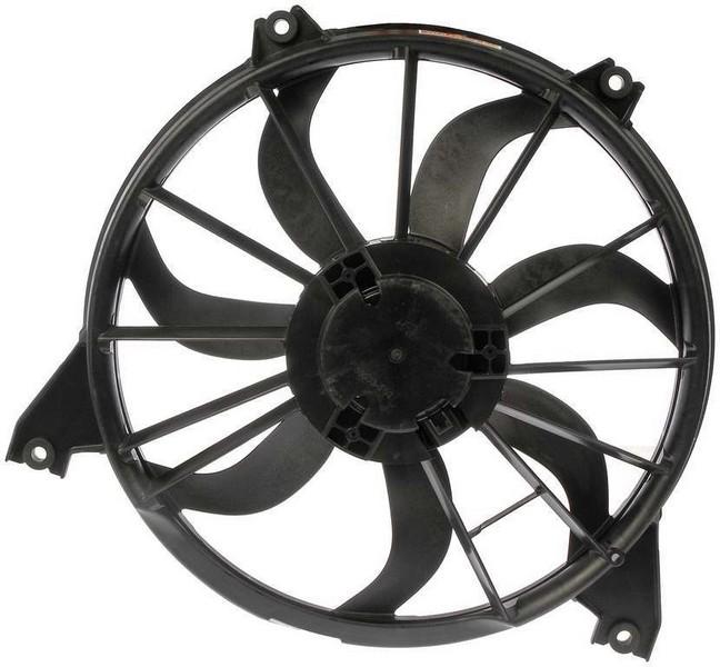 Dorman 621393 Engine Cooling Fan Assembly Fits 2009-2013 Dodge Journey