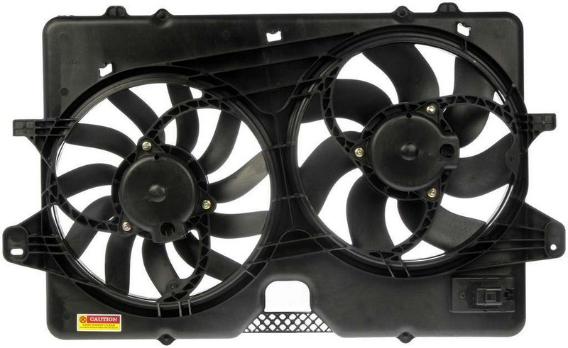 Dorman 621395 Engine Cooling Fan Assembly Fits 2009-2012 Ford Escape