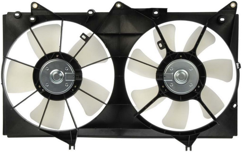Dorman 621401 Engine Cooling Fan Assembly Fits 2004-2006 Toyota Camry