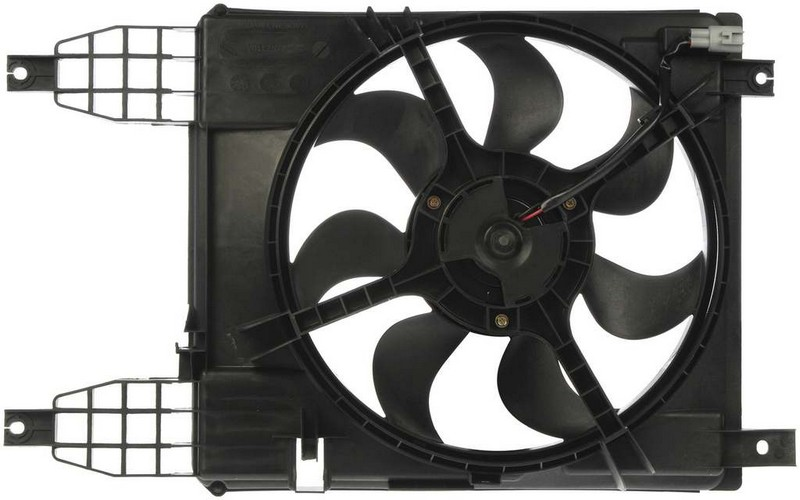 Dorman 621420 Engine Cooling Fan Assembly Fits 2011-2011 Chevrolet Aveo5