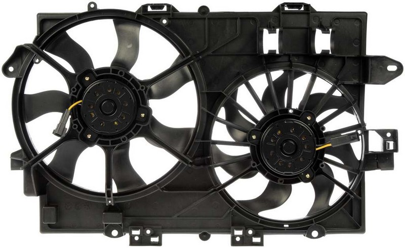 Dorman 621421 Engine Cooling Fan Assembly Fits 2008-2008 Chevrolet Equinox