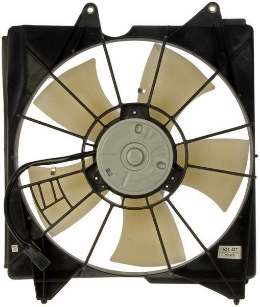 Dorman 621427 Engine Cooling Fan Assembly Fits 2010-2012 Acura TSX