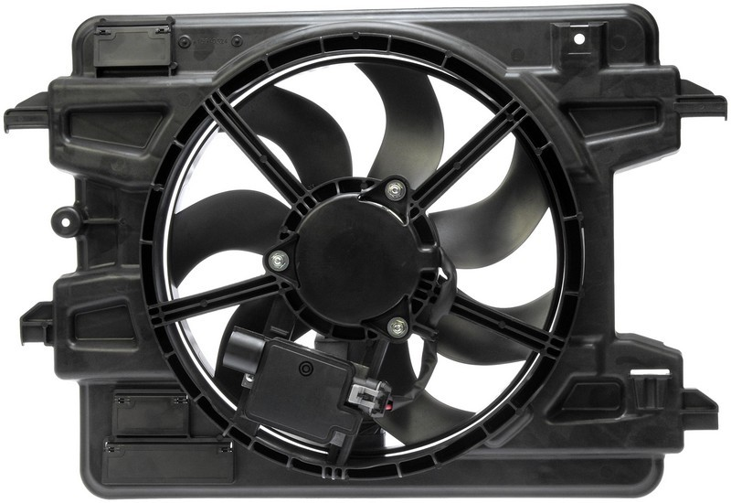 Dorman 621448 Engine Cooling Fan Assembly Fits 2008-2010 Chevrolet HHR