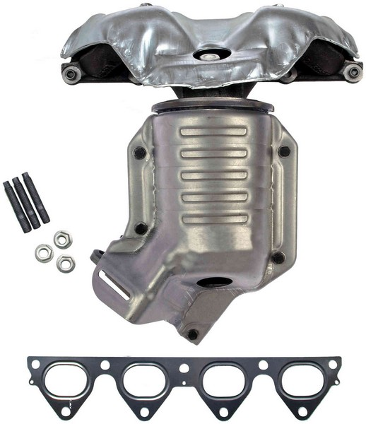 Dorman 673439 Exhaust Manifold with Integrated Catalytic Converter Fits 1996-1998 Honda Civic