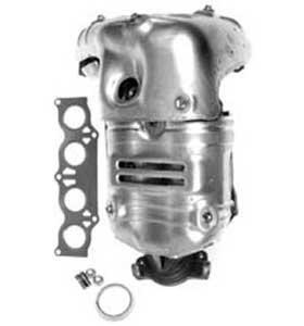 Dorman 674593 Exhaust Manifold with Integrated Catalytic Converter Fits 2001-2003 Toyota RAV4