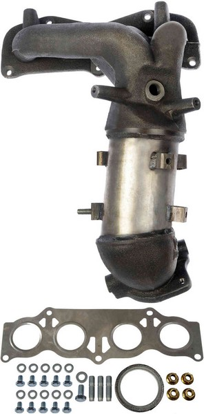 Dorman 674811 Exhaust Manifold with Integrated Catalytic Converter Fits 2002-2006 Toyota Camry