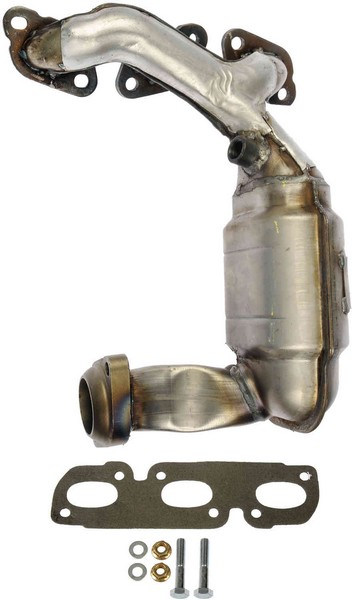 Dorman 674883 Exhaust Manifold with Integrated Catalytic Converter Fits 1995-2000 Ford Contour
